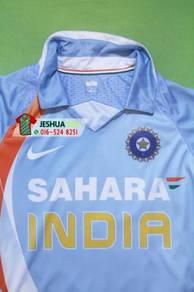 Nike Sahara India Cricket Jersey Jersi Kriket s