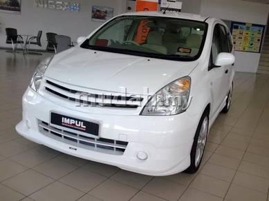 Nissan Livina Impul V1 Bodykit