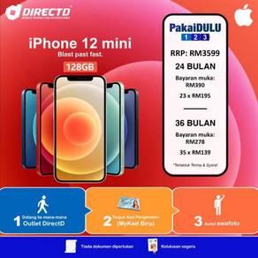 APPLE iPhone 12 mini 128GB (ANSURAN tanpa DOKUMEN)