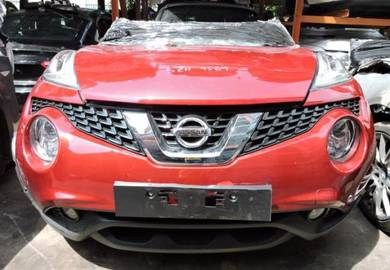 Nissan Juke MR16 20151.6 Engine Gearbox Body Parts