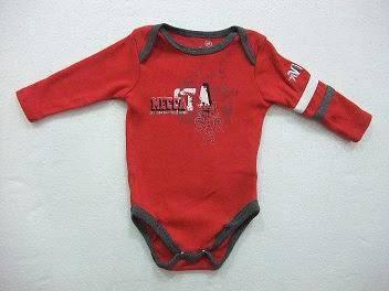 Baby Romper Long sleeves