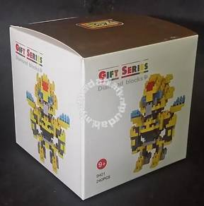 Nano brick - LoZ 9401 Bumblebee Nano block