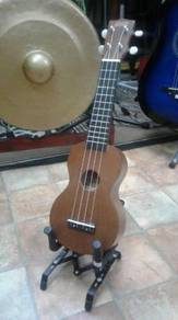 Ukulele Soprano : Brown