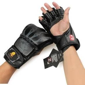 MMA half finger gloves / sarung tangan mma 09