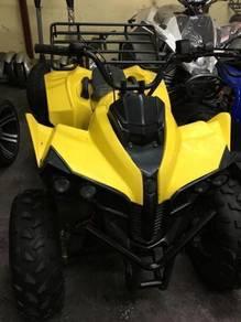 ATV 130cc motor selangor 2018