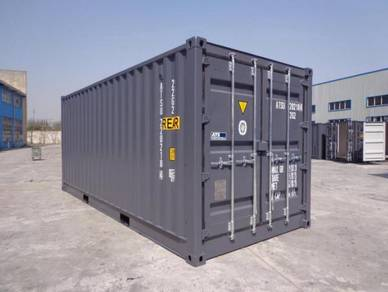 20ft Full- Side Access container storage