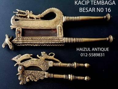 Kacip Tembaga - No. 14 & No. 16