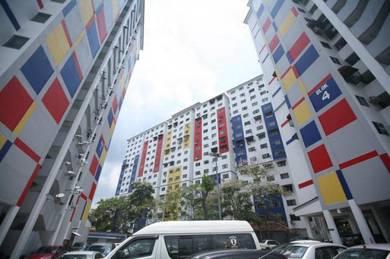 Apartment Desa Tasik, Taman Desa Tasik, Bandar Tasik Selatan K Lumpur