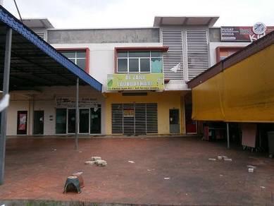 Double Storey Shop at Bandar Meru Raya