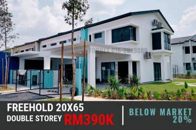 FREEHOLD -New Launch- 2storey 20'x65' BELOW MARKET VALUE 20%