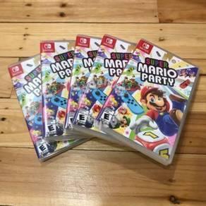 Nintendo Switch Mario Party