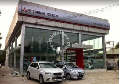 MAIN ROAD FRONTAGE | Factory Warehouse Car Showroom Service Center Amp