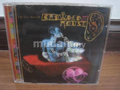 CD The Very Best Of Crowded House
