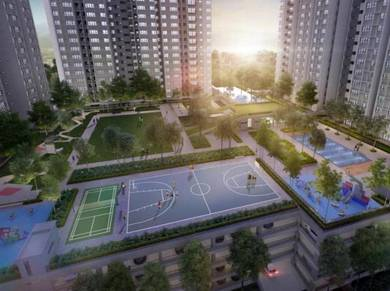 Kingfisher Inanam Condominium / Fully Loan / 1st Home Buyer