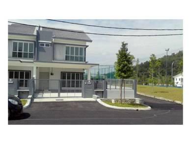 CORNER LOT Double Storey Hillpark 3 Bandar Teknologi Kajang