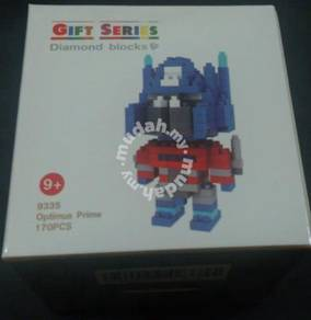 Nano brick - LoZ 9335 Optimus Prime Nano block