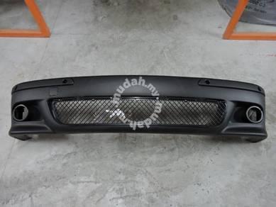BMW 5-Series E39 M5 Front Bumper Complete Set