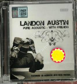 IMPORTED CD Landon Austin Pure Acoustic With Frien
