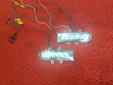 Toyota alphard side mirror led winker lamp light