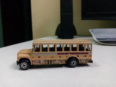 1999 Maisto Tonka Camp Tonkawa Bus
