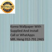 Classic wall paper with Expert Installation gj46