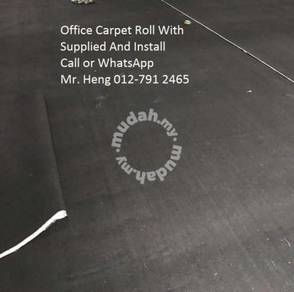 Office Carpet Roll with Expert Installation hgj546
