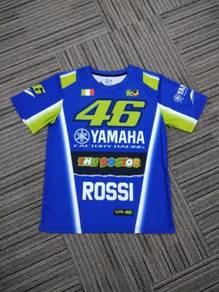 VR46 Yamaha M1 Factory Racing T-shirt 2018