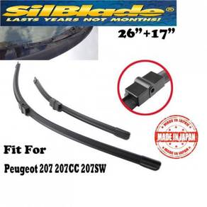 PEUGEOT 207 SILICONE COATING Wiper Blade
