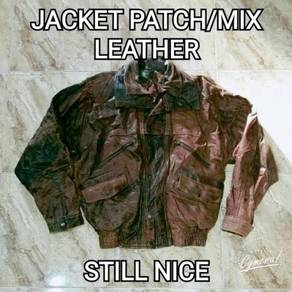 Jacket Leather McGregor