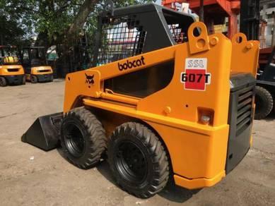JAPAN Imported SKID STEER LOADER BOBCAT Forklift