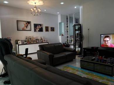 Nicely renovated 1 storey Semi Detached at Lengkok Pemanchar (Rebuilt)