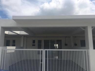 NEW UNIT Astania Single Storey Terrace Tiara Sendayan Gadong Jaya
