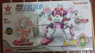 Bricks - SD 80226 Seer Calulu Robot 1 pc (Pink)