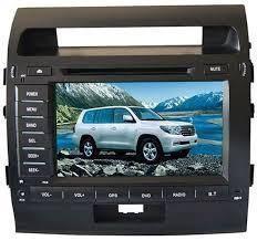 Toyota land cruiser oem car dvd player gps max