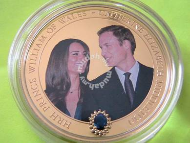 Cook Islands Dollar Gold Layered PROOF