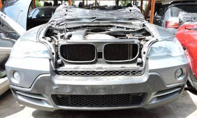 BMW E70 X5 3.0 Diesel M57 Engine Gearbox Body Part