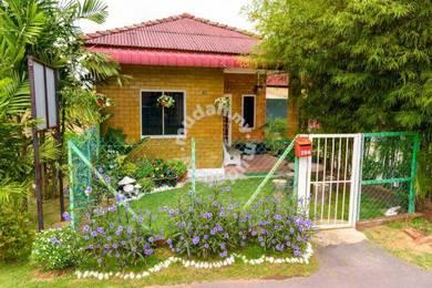 Homestay Bandar Melaka-Bandar Hilir: Teratak Kasih