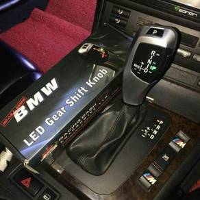 Bmw e46 led gear shift knob