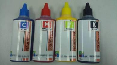 Dakwat Pigment CMYK Murah Berkualiti
