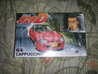 1/24 initial d suzuki capucino car kit