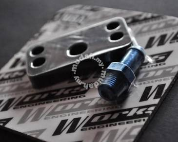 Works Engineering Fuel Regulator Adaptor