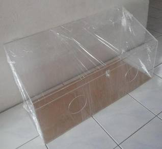 Acrylic Printer Toner Container