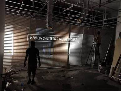 Roller Shutter reparing and install