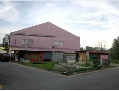2 Sty Shop Lot Taman Komersial Senawang Corner Lot