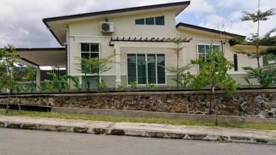 Penampang Country Home - PC Home Maang