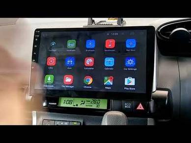 TOYOTA wish 2003-2011 10in 2GB android 10 player