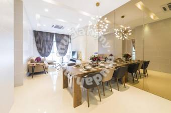 KL City New Condo / Fully Furnish / 0% Downpayment / Low Density