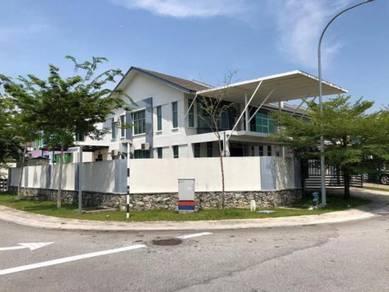 Corner Lot 2 Storey Bangi Avenue 6 Bangi