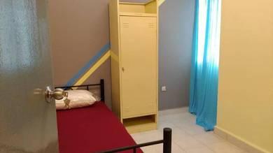 PROMOSI DEPOSIT - Flora Damansara, wifi free, perabut lengkap