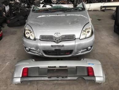 Halfcut Toyota vitz scp10 1sz turbo auto